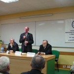 Konferencja z udziałem Marszałka Sejmu Rzeczpospolitej Polskiej Marka Jurka i Przewodniczącego Niemieckiego Bundestagu Norberta lammerta