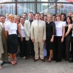 Absolwenci Wydziału Administracji - czerwiec 2008